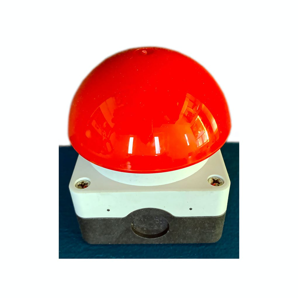 1041650 Foot Switch Mushroom 1024 - PartPack