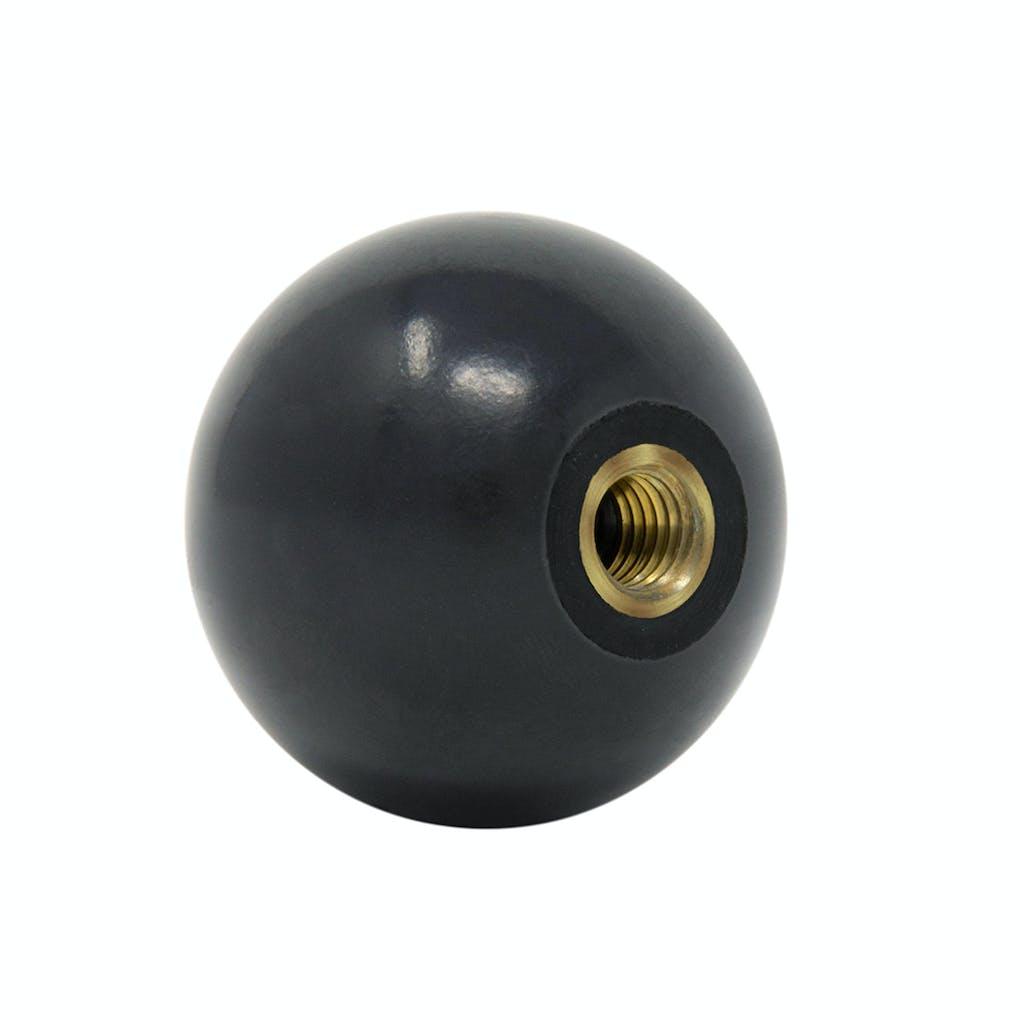 1045200 Round Knob25 x M10 1024 - PartPack