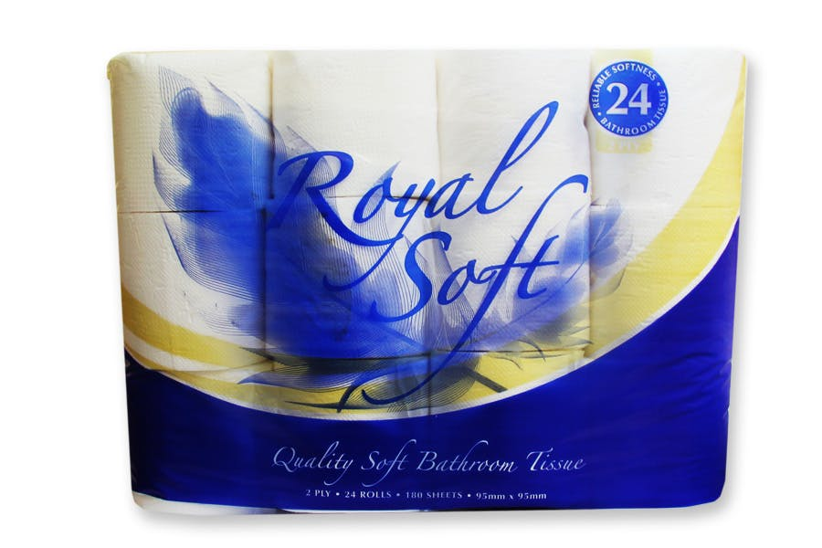 Royal Soft Jumbo Pack Toilet Paper 2ply - PartPack